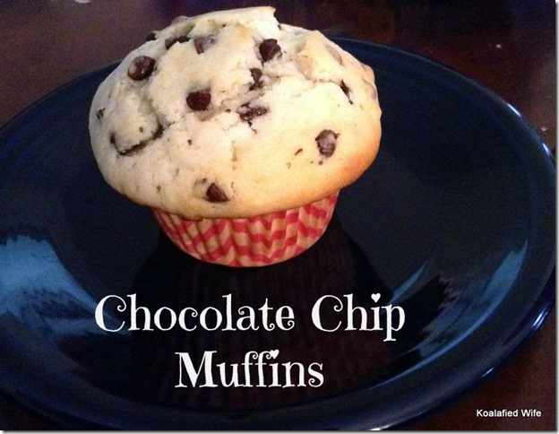 Chocolate Chip Muffins 13