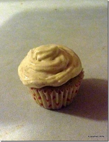Chai Cupcakes 10
