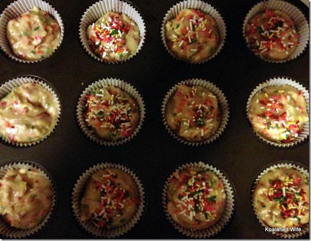 Funfetti Cupcakes 17